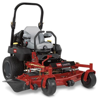toro z master series 7000 rotary diesel with 60 inch deck